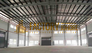 Johor Bahru Factory For Sale Big Production Area
