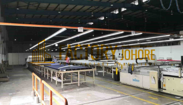Johor Bahru Freehold Factory For Sale High Tension Power Supply 2000ampere