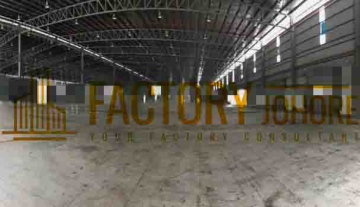 Johor Bahru Freehold Factory with Big Production Area 10acres