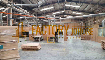 Johor Furniture Factory with Business License For Sale