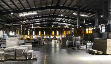 Johor Bahru Big Furniture Factory For Sale with 6 acres land size