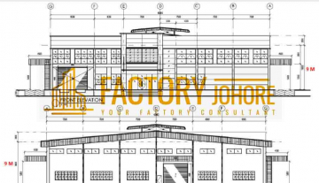 Kulai Indahpura Factory For Sale or Rent - Brand New Unit