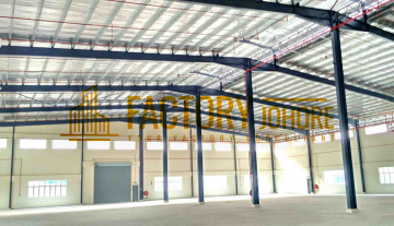 Kulai Indahpura Factory For Sale