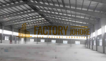 Kulai Factory For Sale approx.130,000sqft