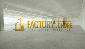 Nusajaya Factory For Sale 10min to Singapore Tuas Link