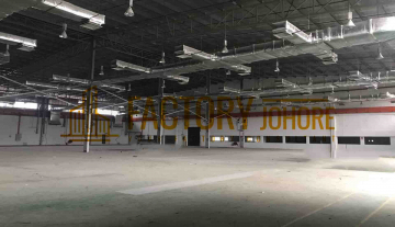 Nusajaya Big Factory For Sale with 4000ampere