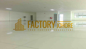 Nusajaya Factory For Sale 10minutes to Tuas Link (Singapore)