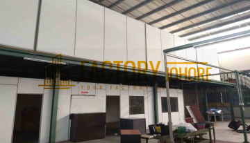 Nusajaya Factory For Rent Production Area with Extra Extension