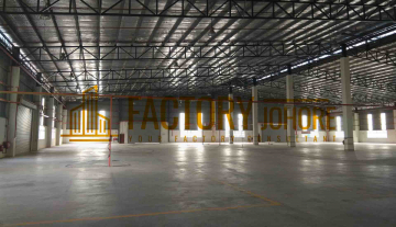 Nusajaya Detached Factory For Sale with Mezzanine Office Floor