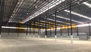 Nusajaya Detached Factory For Sale 96,000sqft 15minutes to Singapore