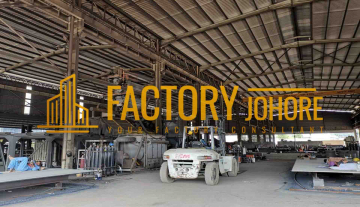 Pasir Gudang Factory For Sale S141