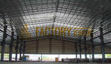 Senai Factory For Sale Built Up 70,000sqft