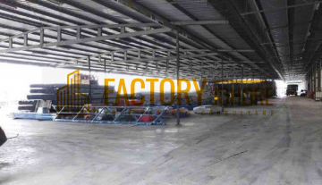 Senai Factory For Rent with 1200ampere