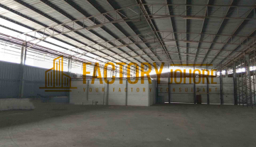 Senai Factory For Sale with Mezzanine Office Floor 2000ampere