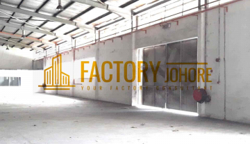 Tampoi Factory For Sale with 31,800sqft