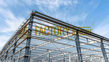 Tanjung Langsat Heavy Industry Factory For Sale