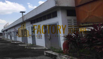 Tebrau Factory For Sale with Big Power Supply
