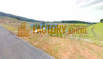 Skudai Industrial Land For Sale 4acres